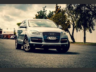 New, Used Audi Q7s for sale in New Zealand — Need A Car