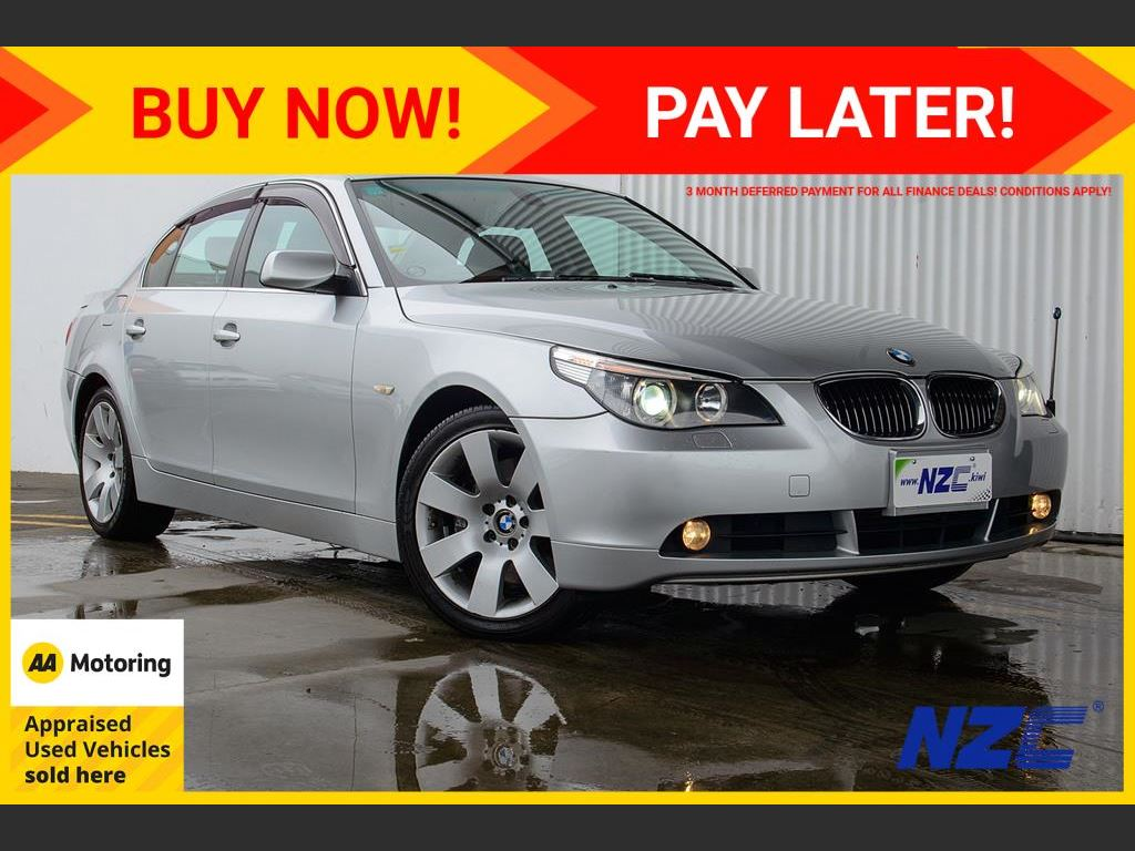 BMW I Sedan For Sale In Christchurch Canterbury Need A Car - 2006 bmw 540i