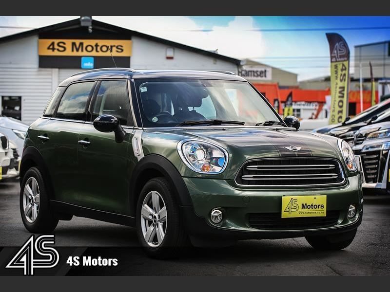 2014 Mini Countryman Hatchback For Sale In North Shore Auckland