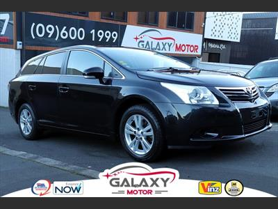2012 Toyota Avensis Station Wagon For Sale In Central Auckland