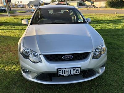 Ford Falcon Immobiliser Reset