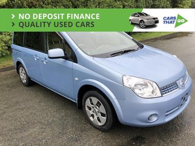 2005 Nissan Lafesta Station Wagon For Sale In Nelson Nelson Bays