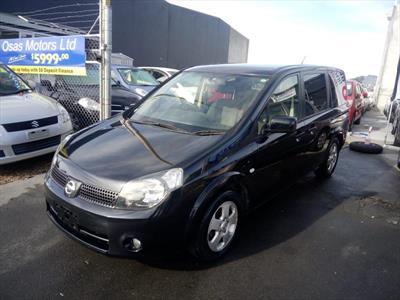 2005 Nissan Lafesta Van For Sale In Christchurch Canterbury Need