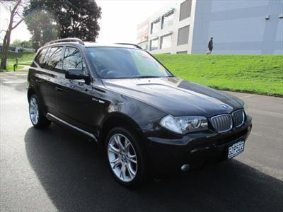 2007 BMW X3 MOTORSPORT This Vehicle Is Trending Right Now