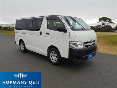 1140eff205 2013 Toyota Hiace Van for sale in Christchurch