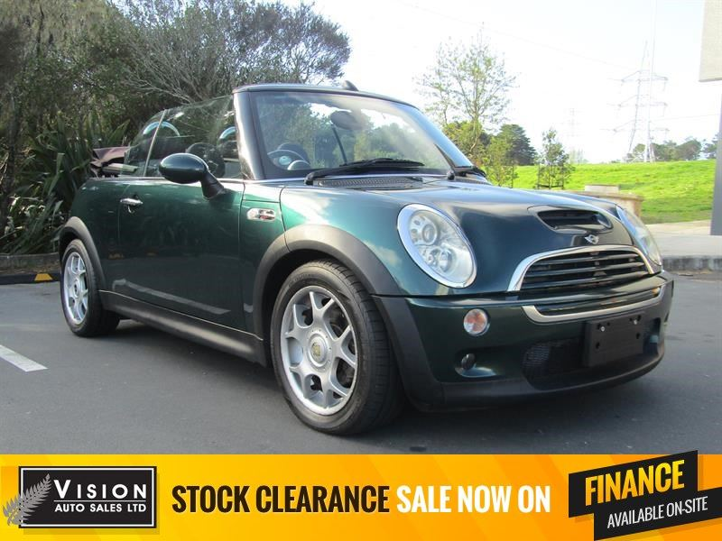 2005 Mini Cooper Convertible For Sale In West Auckland Auckland