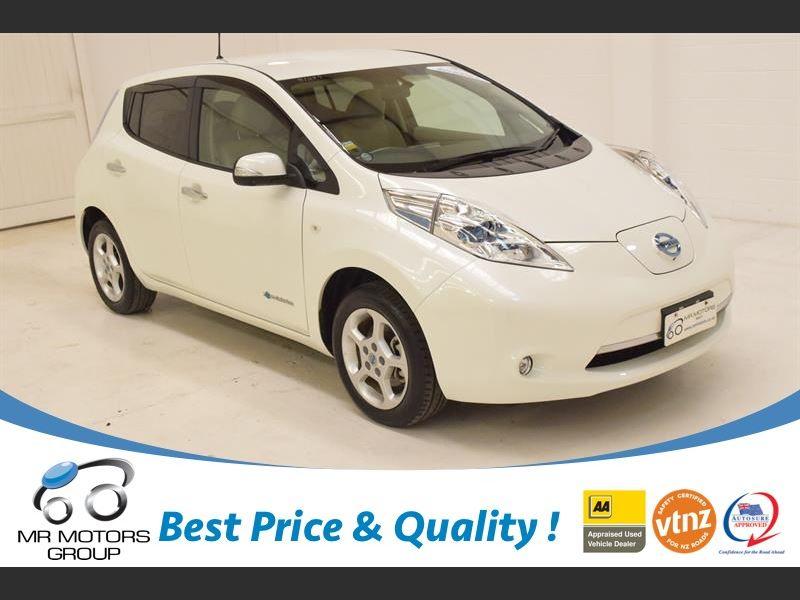 2013 Nissan Leaf Hatchback For Sale In Central Auckland Auckland