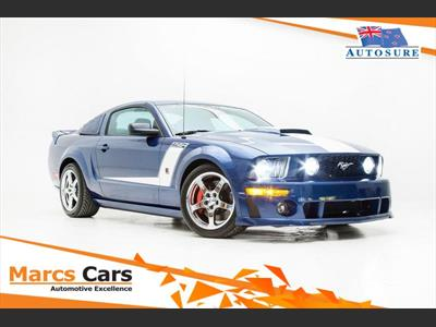 2007 Ford Mustang Roush 427R This Vehicle Is Trending Right Now