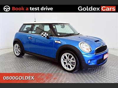2007 MINI Cooper S MANUAL LEATHER This Vehicle Is Trending Right Now