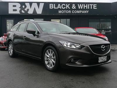 2017 Mazda 6 Station Wagon For In Christchurch Canterbury Need A Car