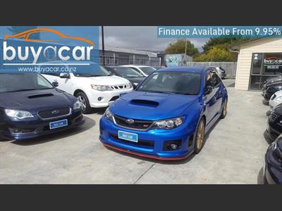 2009 Subaru WRX STI This Vehicle Is Trending Right Now