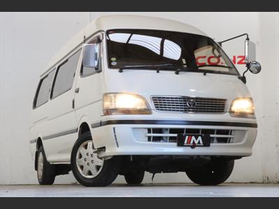 1997 Toyota Hiace Coach for sale in Central Auckland, Auckland