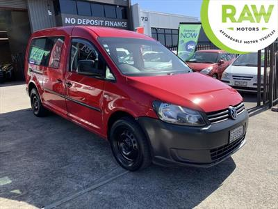 1713eae562 2011 Volkswagen Caddy LWB TDI MAXI  45PW This vehicle is trending right now