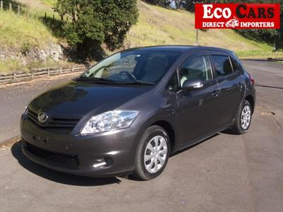 New Used 2010 Toyota Auriss For Sale In New Zealand Need A Car