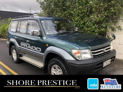 New, Used Toyota Land Cruisers for sale in New Zealand