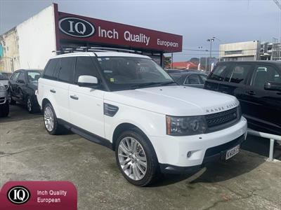 New, Used Land Rover Range Rovers for sale in New Zealand — Need A Car